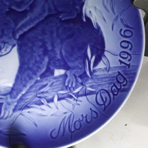 BING & GRONDAHL 1996 Mother's day plate